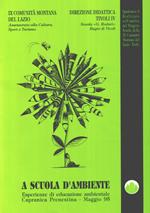 A scuola d' ambiente (2 volumi)