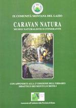 Caravan natura museo naturalistico itinerante