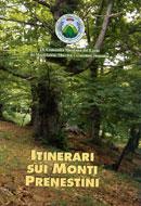 Itinerari sui Monti Prenestini
